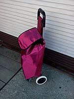 Тележка хозяйственная с атласной сумкой , фото 1
