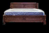 Деревянная кровать Глория двуспальная