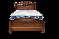 Кровать односпальная София массив (140*200)