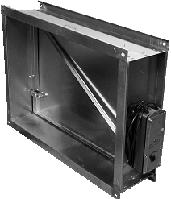 Клапан дымовой КПД-4