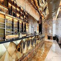 В Дубае открывается золотой бар!