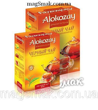 Чай Alokozay / Алокозай крупнолистовой BOP1, 100 г