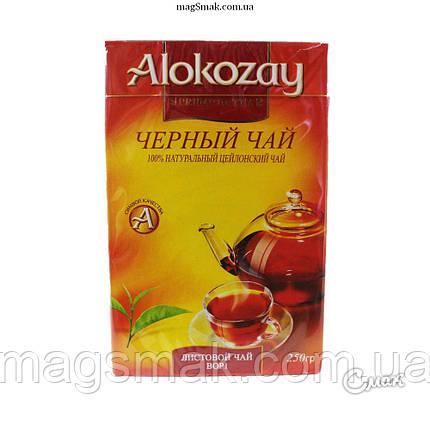 Чай Alokozay / Алокозай крупный лист BOP1 ,250г, фото 2