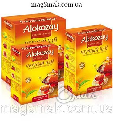 Чай Alokozay СРЕДНЕЛИСТОВОЙ FBOP, 100 г, фото 2
