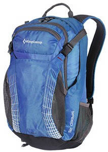 Модный городской рюкзак 25 л. KingCamp полиэстер Speed(KB3312) Dark blue