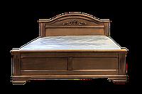 Кровать из дерева Флоренция 130/200(орех)