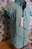 Сорочка опт 6-12 років короткий рукав туреччина, фото 3