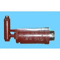 Гидроцилиндр ведомого шкива вариатора молотильного барабана комбайна НИВА СК-5М