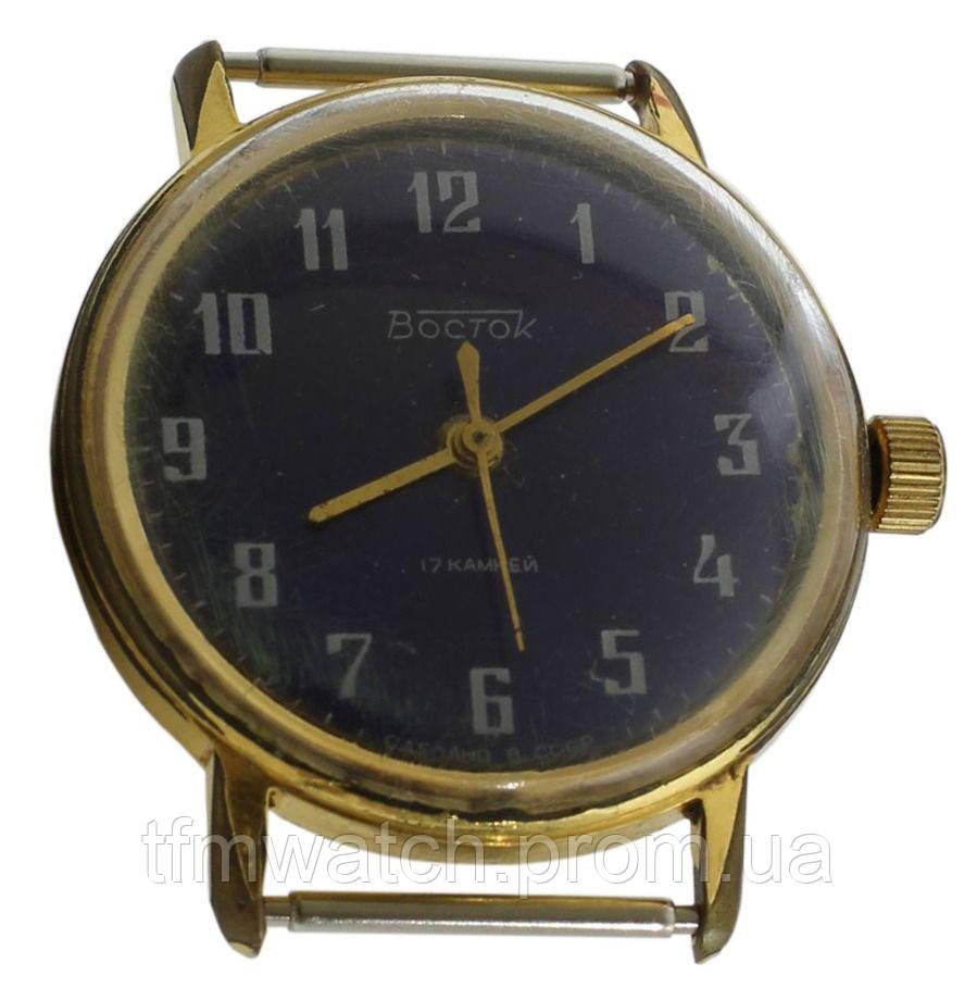 Восток  механические часы СССР