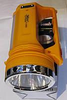 Фонарик аккумуляторный Yajia YJ 2882, фото 1
