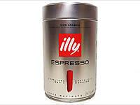 """Итальянский молотый кофе для еспрессо машин Espresso """"ILLY"""" 250 г"""