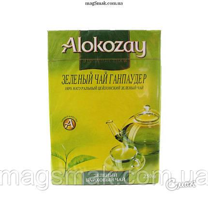 Чай Alokozay зеленый, 250 г, фото 2