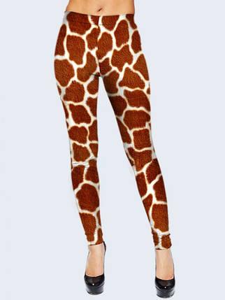 Леггинсы Жираф, фото 2