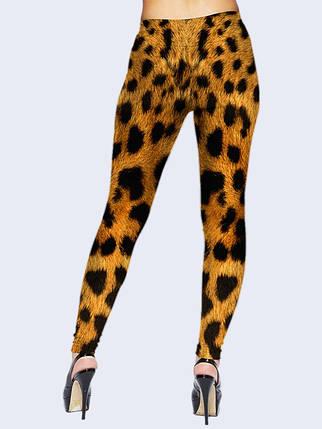 Леггинсы Леопард, фото 2