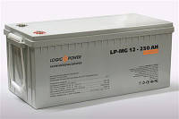 Аккумулятор мультигелевый 12V 250Ah LogicPower LP-MG 12-250