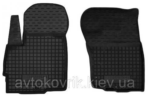 Полиуретановые передние коврики в салон Mitsubishi ASX 2010- (AVTO-GUMM)