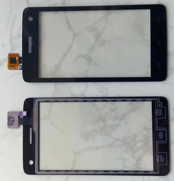 Fly IQ4490i сенсорний екран, тачскрін чорний