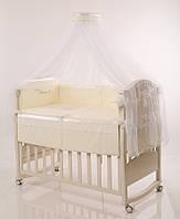 Детское постельное белье Маленькая Соня Принц ванильный, фото 1