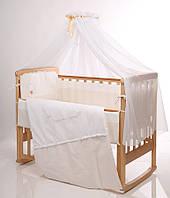 Детское постельное белье Маленькая Соня Darling шоколадный, фото 1