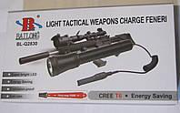Тактический фонарь подствольный BL-Q2830, для охоты