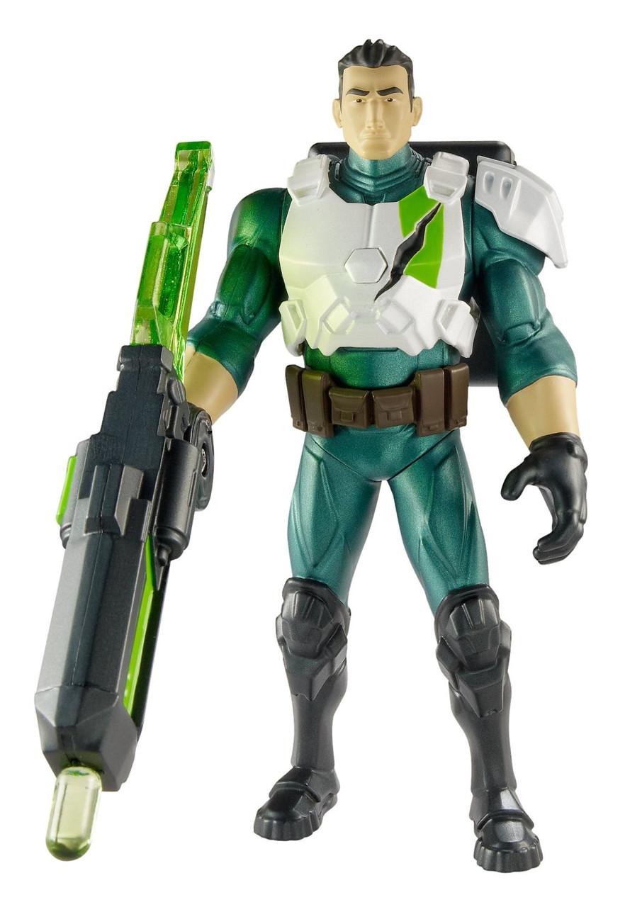 Mattel Max Steel вооруженный герой Страйк Ферус