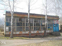 Торговое здание магазин площадью 400кв.м