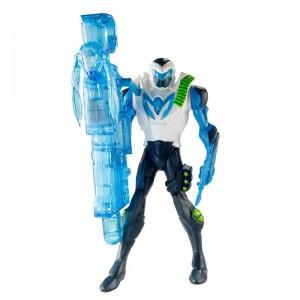 Mattel Max Steel Electro Cannon Макс Стил - вооруженный герой