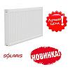 Стальной радиатор Solaris 22 тип 500 х 1 000