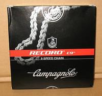 Велосипедная цепь Campagnolo Record c9 (9 speed)