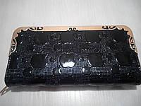 Женский кошелек-клатч Apple, фото 1