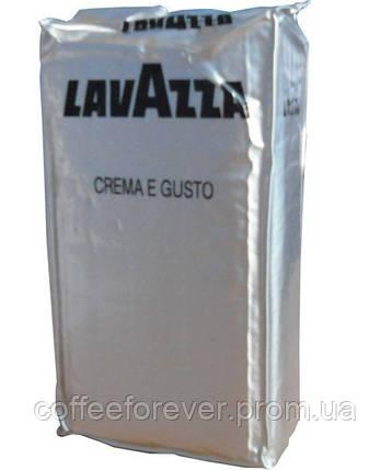 Кофе молотый Lavazza Crema e Gusto Classico 250г, фото 2