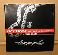 Велосипедная цепь Campagnolo Record Ultra Narrow (10 speed)