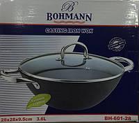 Сковорода ВОК BOHMANN BH-601-28