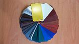 Штакетник металлический, евроштакетник, 0.5 мм, полиэстер, Польша, Италия, Германия, фото 5