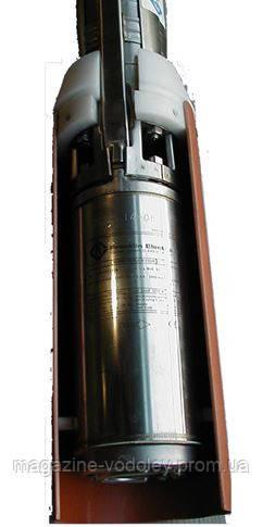 Кожух охлаждения погружного электродвигателя  4PD(4 дюйма )