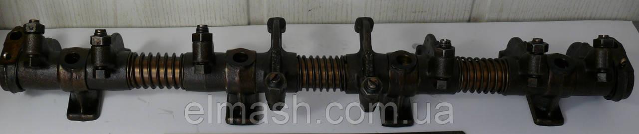 Ось коромысел клапанов УАЗ 452, 469 (31512), 3160 со стойками (пр-во УМЗ)