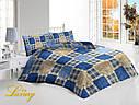 Семейный набор постельного белья «Шотландка»
