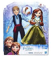 Набор кукол Холодное Сердце Анна и Кристоф Frozen Disney Hasbro