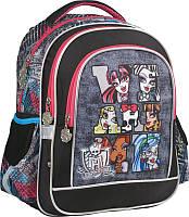 Рюкзак школьный KITE 2015 Monster High 509