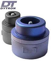 Насадка парная Dytron (Чехия) d32 мм с синим износоустойчивым покрытием для мечевидного (плоского) паяльника