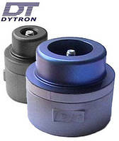 Насадка парная Dytron (Чехия) d25 мм с синим износоустойчивым покрытием для мечевидного (плоского) паяльника