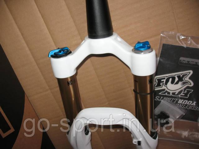 """Велосипедные вилки Fox 32 Float CTD Fit ADJ 15mm Air 120mm 26"""""""