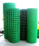 """Сетка пластиковая """"Забор"""" 85*95/1*20 Зеленый"""