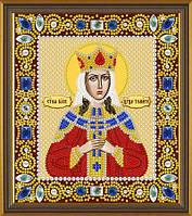 Новая Слобода Д6170 Св. Блгв. Тамара Царица Грузии, набор для вышивания бисером
