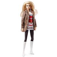 Кукла Barbie коллекционная Andy Warhol Эди Седжвик