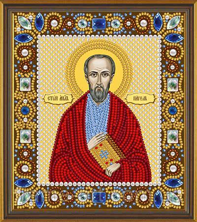 Новая Слобода Д6127 Св. Ап. Павел, набор для вышивания бисером