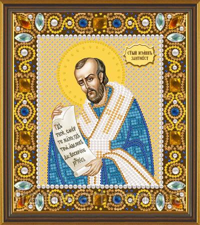 Новая Слобода Д6014 Св. Иоанн Златоуст, набор для вышивания бисером