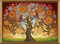 Новая Слобода ДК1058 Огонь любви, набор для вышивания бисером