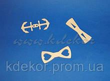 Бабочка галстук (кроватка-метелик) №21 Якорь