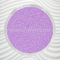 Сиреневый цветной песок для свадебной песочной церемонии